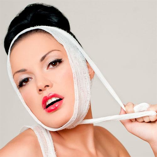 Блефаропластика и подтяжка лица нитями